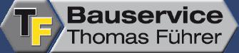 Bauservice Thomas Führer Logo